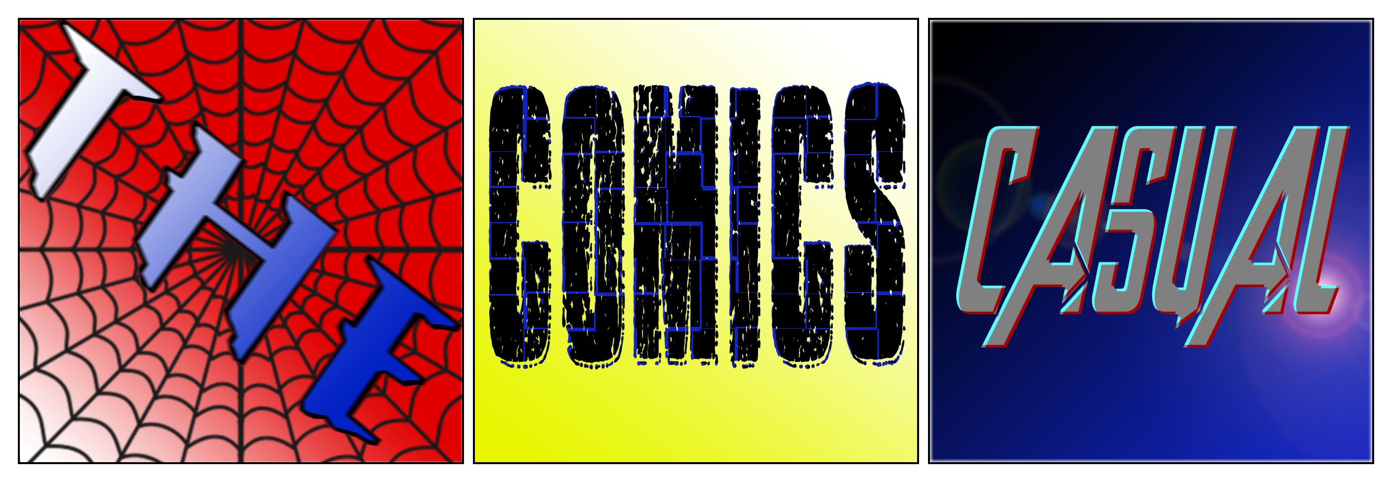 The Comics Casual, Part 1: Getting Into Comic Books