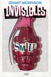 The Invisibles Hardcover Omnibus