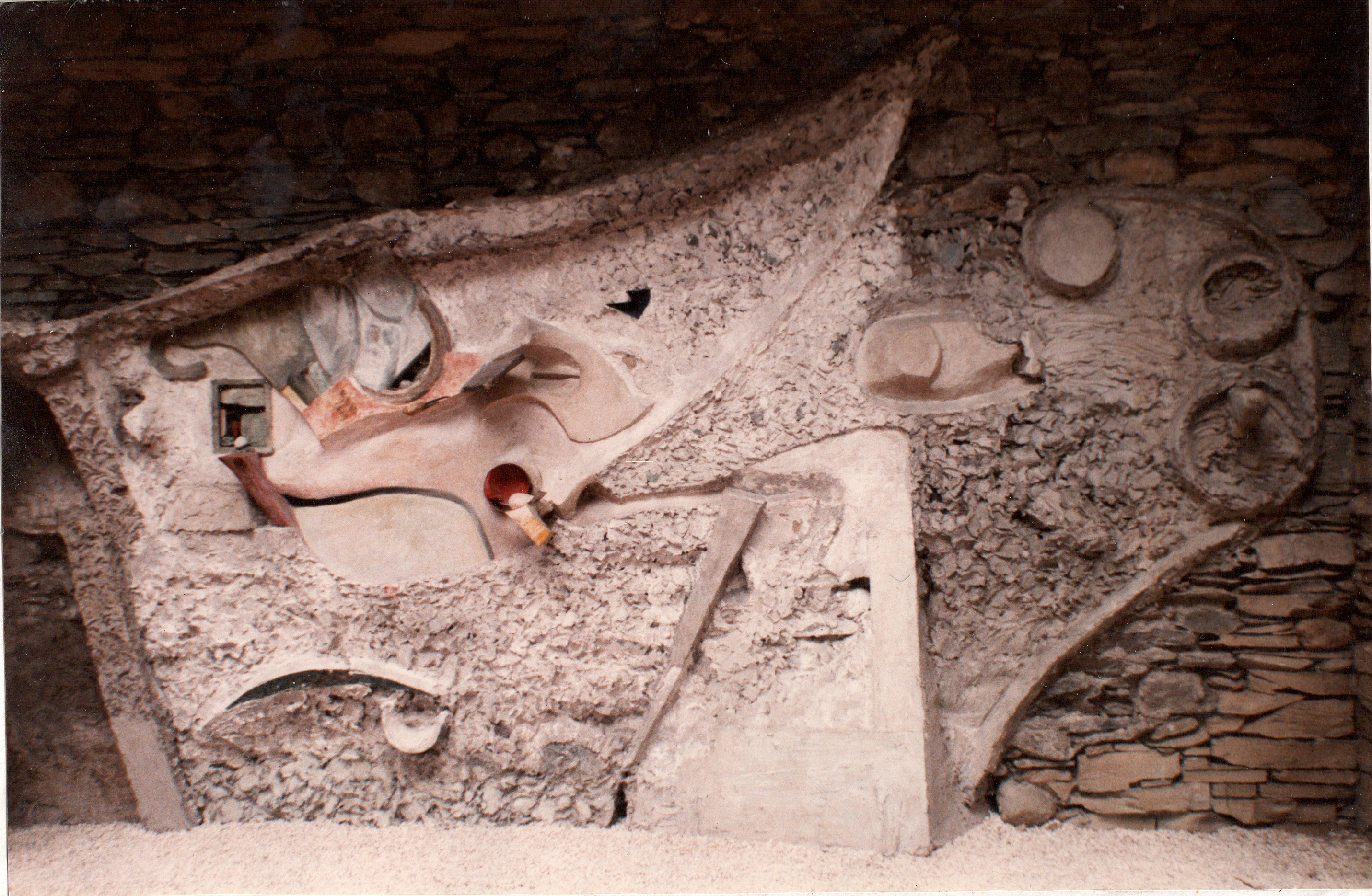 The Cathedral of Erotic Misery – Kurt Schwitters