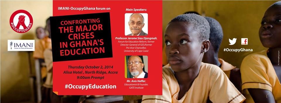 Letter From Ghana – Oct 2 2014