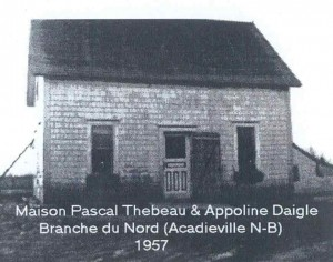 Maison Thebeau