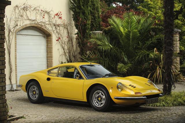 Elton John's Ferrari Dino