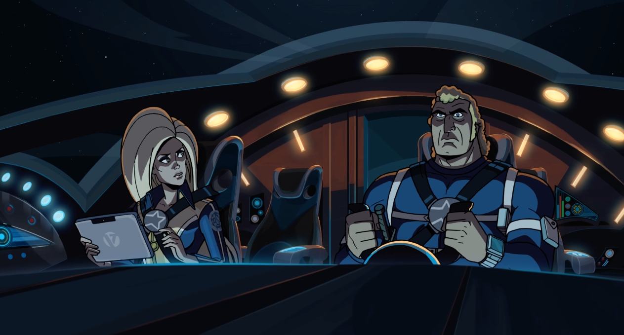 The Venture Brothers Burn It All Down