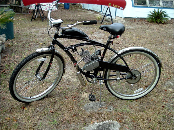 The Wizard Bicycle
