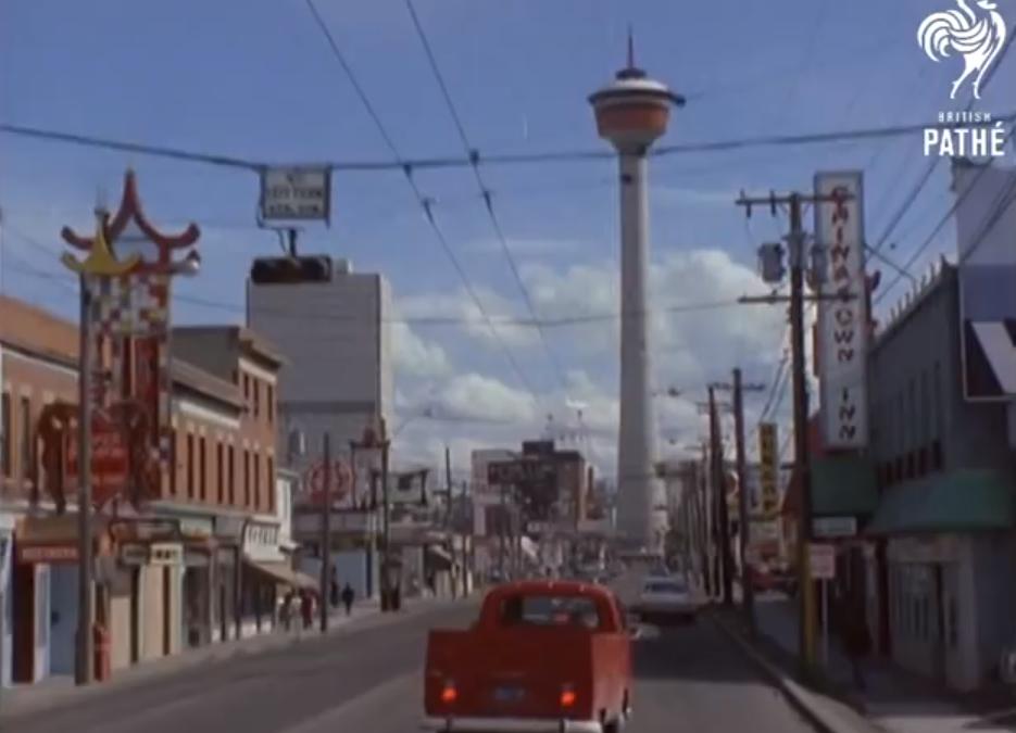 Found Footage: Calgary, 1972