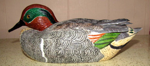 Green Winged Teal - $450