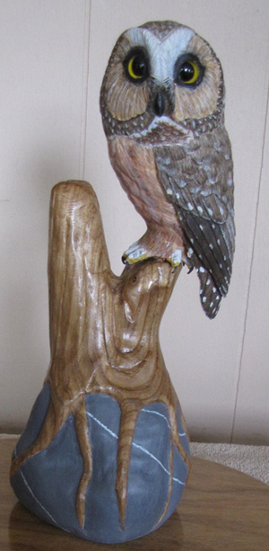 Owl - SOLD