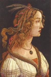 Botticelli Angel