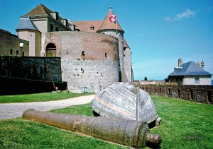 Dieppe Chateau Museum , Photograph by Harry Palmer