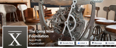 Long Now Foundation Facebook
