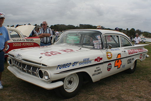 Stock Car RexWhiteChevrolet4