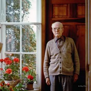 Vincent Goodwin, Port Elgin, NB, 1988 Photograph by Harry Palmer