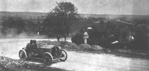 1903_Paris-Madrid._Henri_Rougier_(Turcat-Méry_45-hp)_11th_overall,_9th_in_heavy_car_class