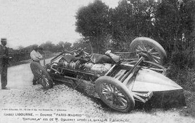 Paris - Madrid 1903 Road Race