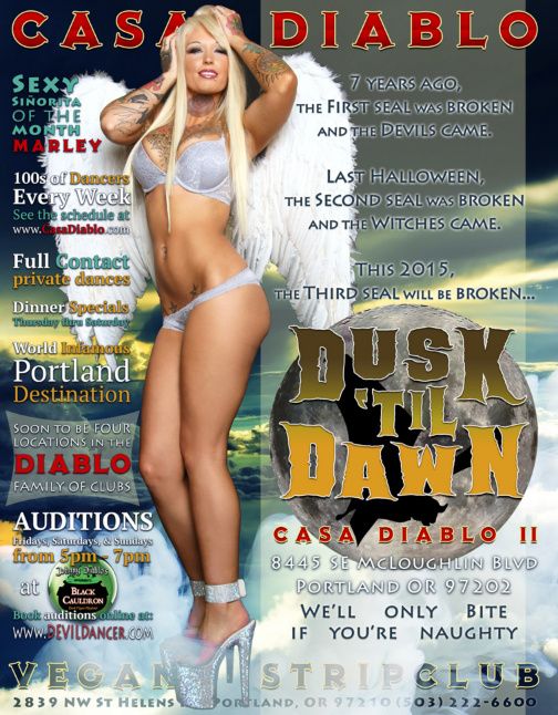 Casa Diablo Cover