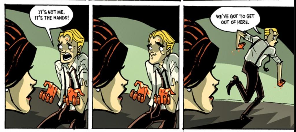 Oh, Vaughn.