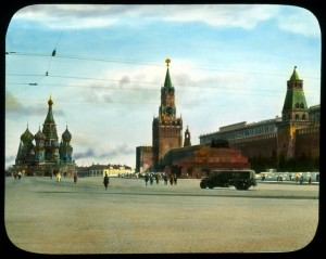 Moscow in 1930s