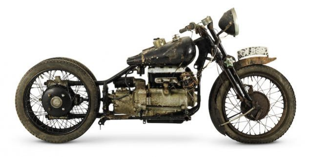 Brough Superior – The Rolls Royce of Motorcycles – Record Price