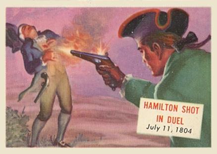 SUMMER OF HAMILTON