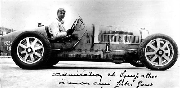 The Unobtainables -Bugatti Type 51