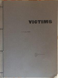 John Hejduk - Victims - Text 1 Architectural Association Publication 1986