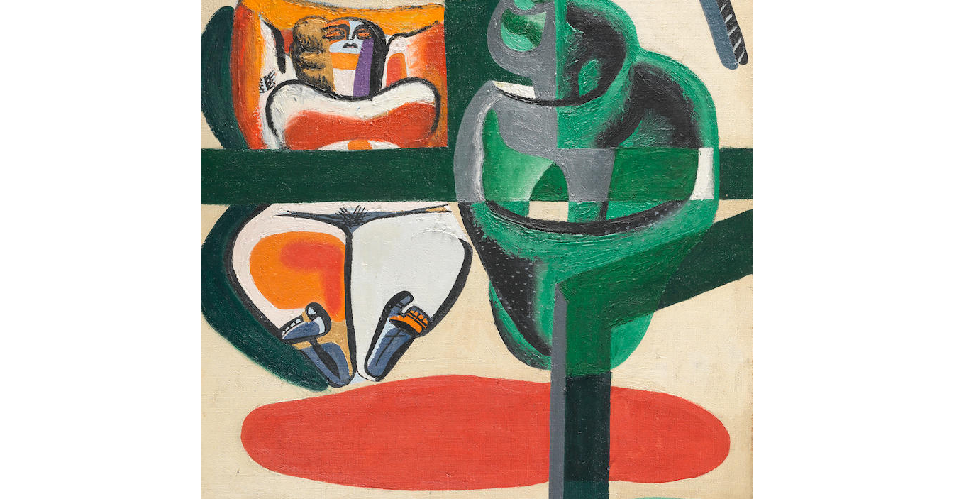 PURE GENIUS Fresh-to-Market Le Corbusier at Bonhams Impressionist & Modern