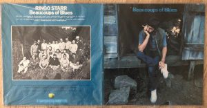 Ringo Starr Beaucoups of Blues Gatefold Exterior