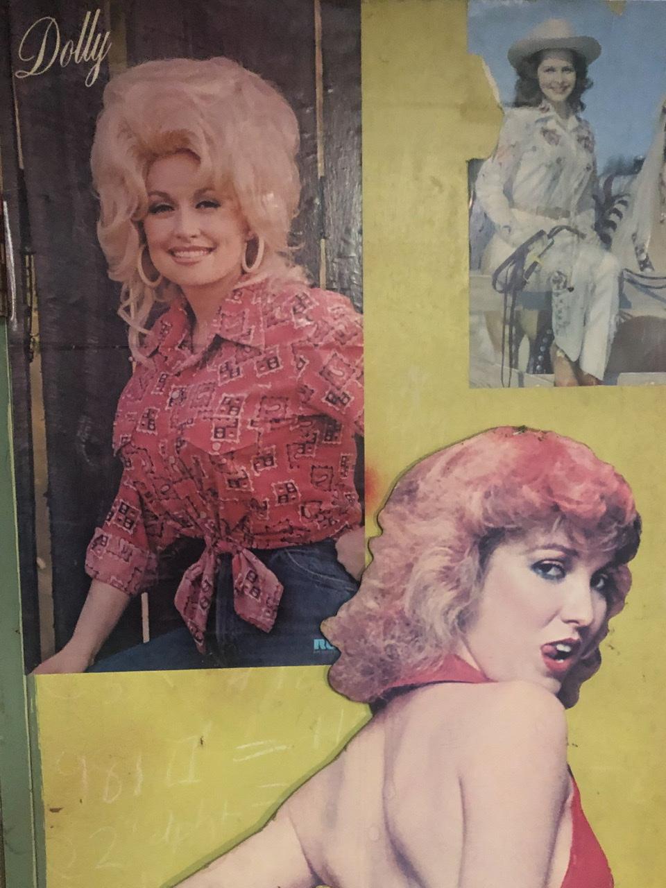 Dolly's Birthday Today. Happy Birthday Dolly!
